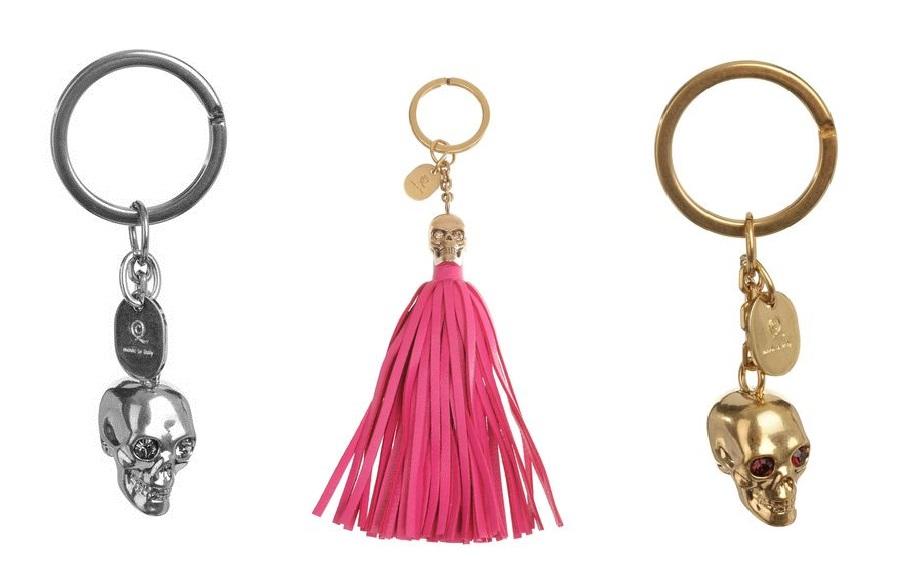 alexander mcqueen 2013 skull accessories
