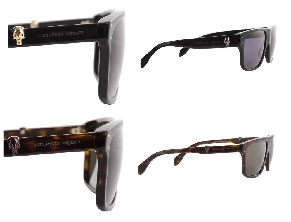 alexander mcqueen 2013 skull sunglasses