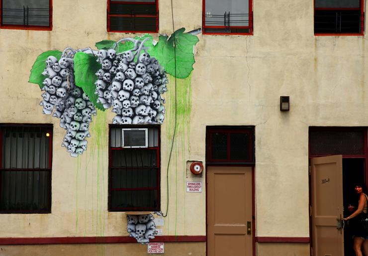 brooklyn street art ludo