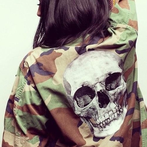 design skull in fashion 1