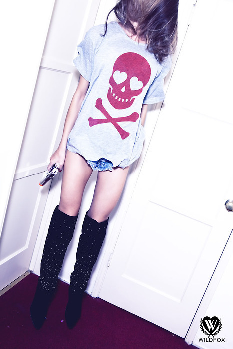 design skull in fashion 3