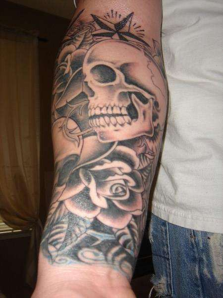 Forearms Tattoo