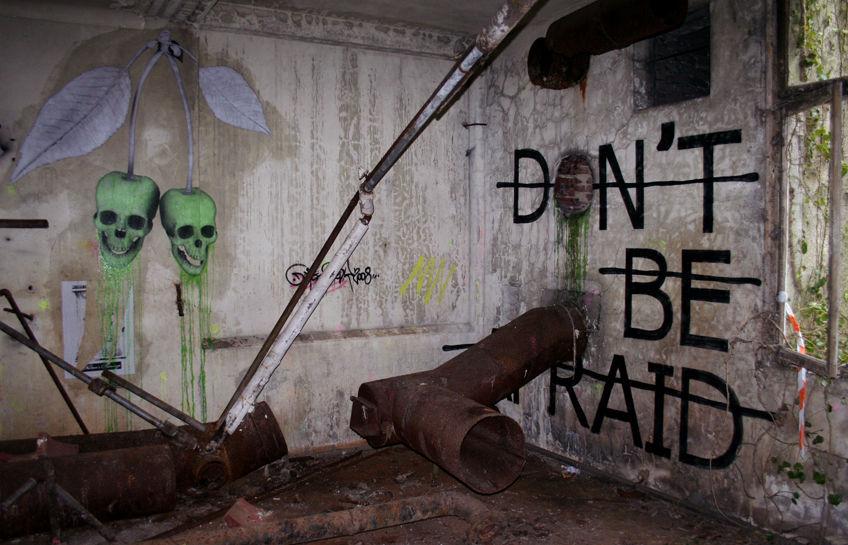 ludo graffiti