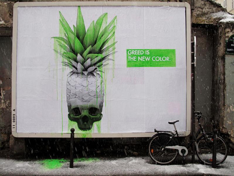 ludo street art natures