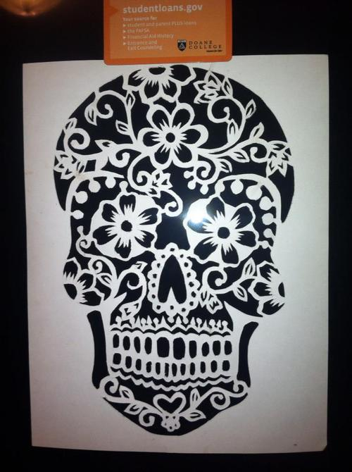 mexican skull designs