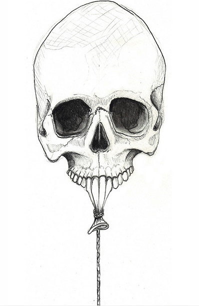 skull balloon designs 2