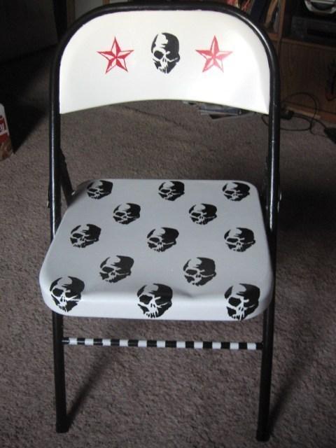 skull chair 2