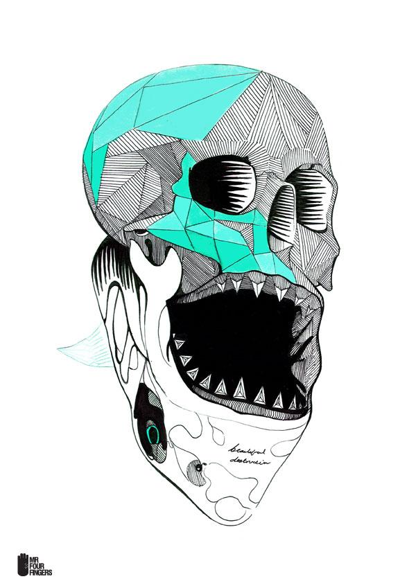 skull shark