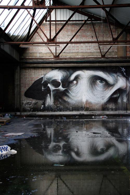 smog graffiti