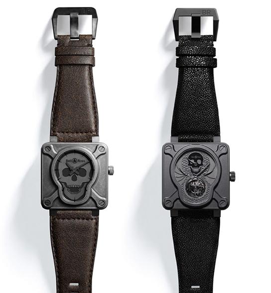 Bell & Ross Skull Watches 1
