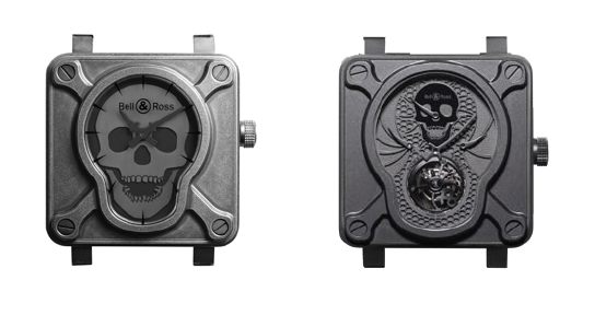 Bell & Ross Skull Watches 2