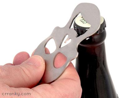 Crranky Skull Bottle Opener 1