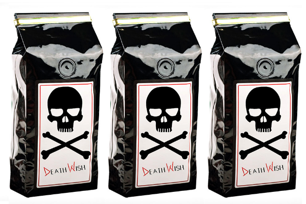 Death Wish Coffee 1