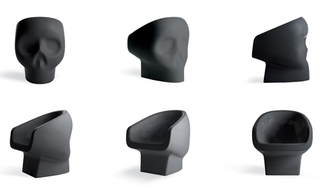 Jolly Roger chairs by Fabio Novembre 3