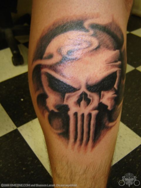 Punisher tattoo designs (2)