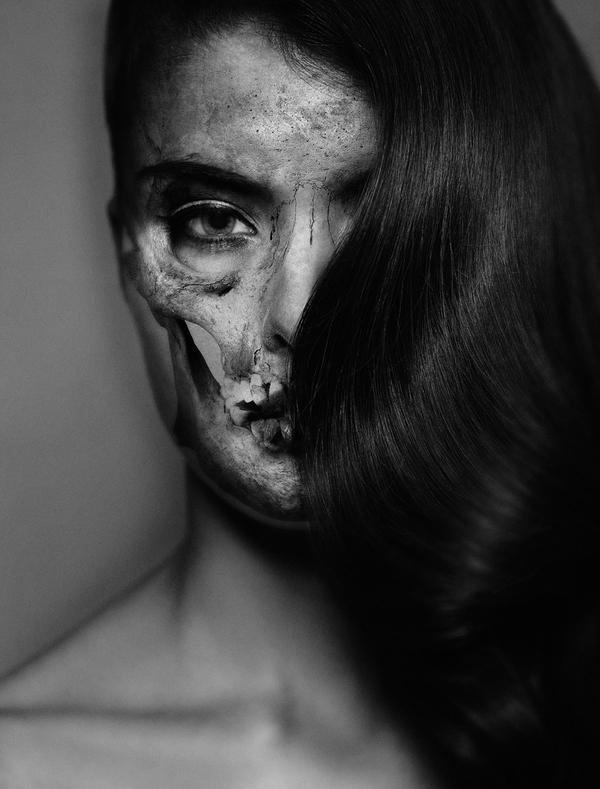 Skull Portraits by Carsten Witte 1