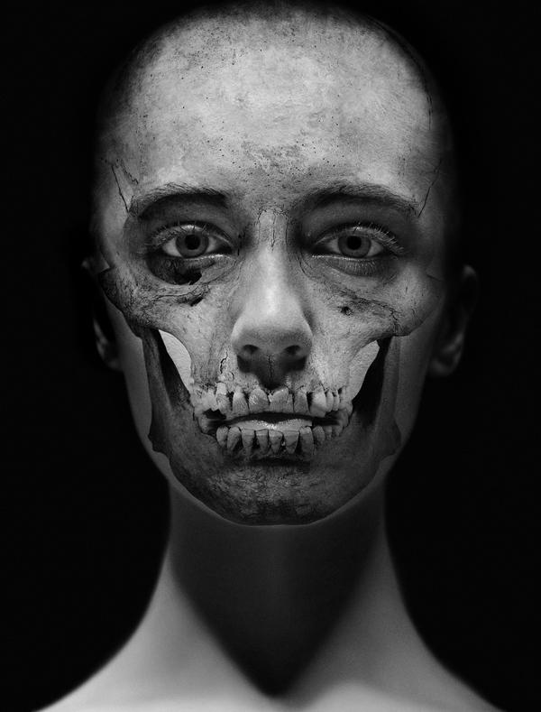 Skull Portraits by Carsten Witte 2