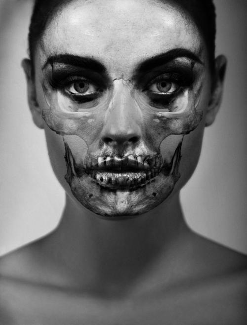 Skull Portraits by Carsten Witte