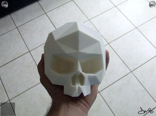 Skull Toy by alto 1