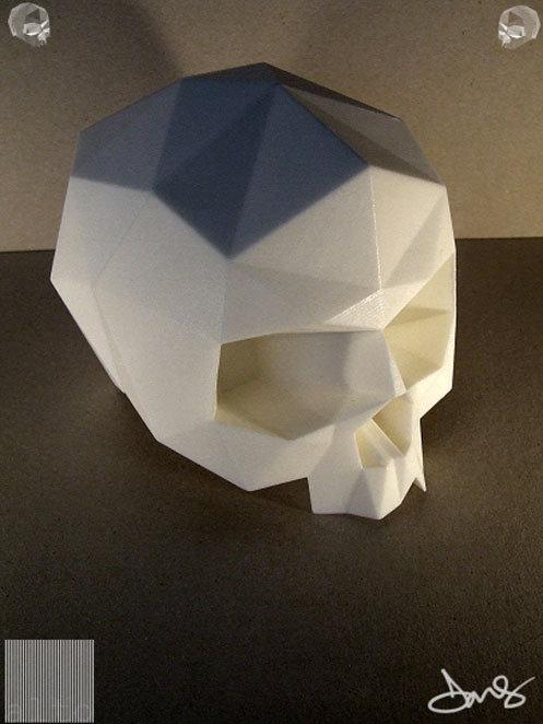 Skull Toy By Alto