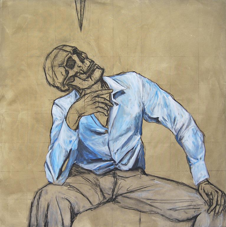Skull paintings 1