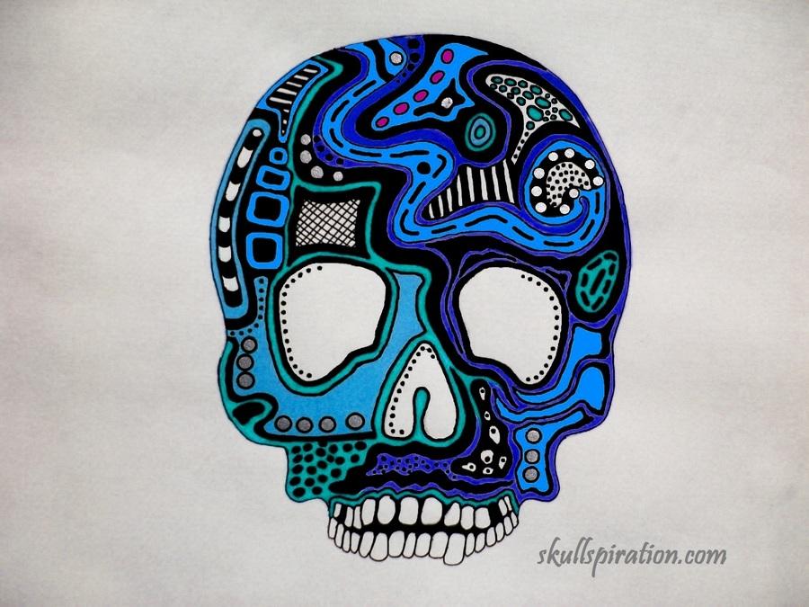 Skulls by Skullspiration
