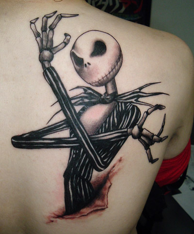 awesome jack skellington