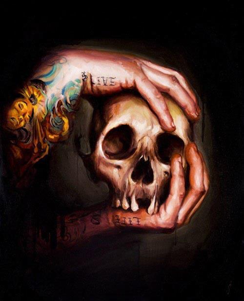 tattooed portraits by shawn barber
