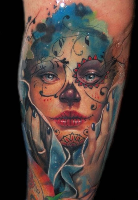 Alex-de-pase-tattoosugar-skull-mexican