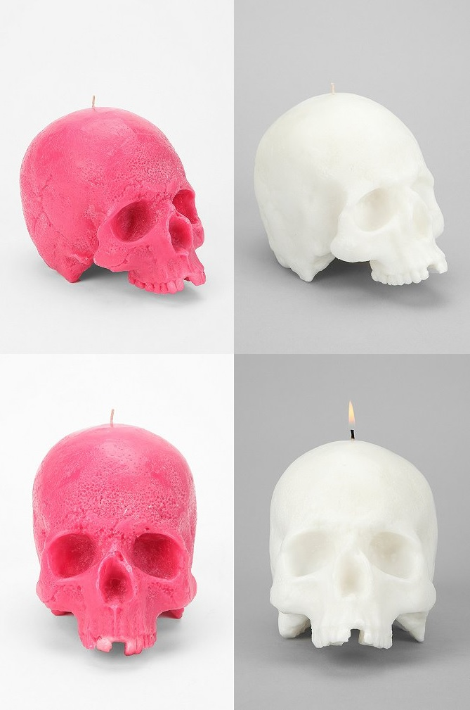 Insight Skull Candles