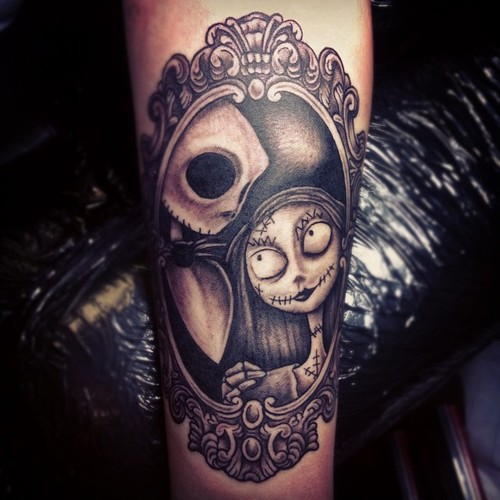 Jack-Skellington-tattoos