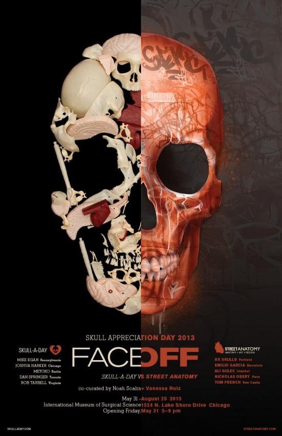 Skull Appreciation Day 2013