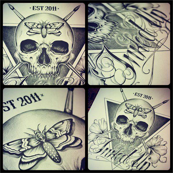 Skull Ink Designs 2