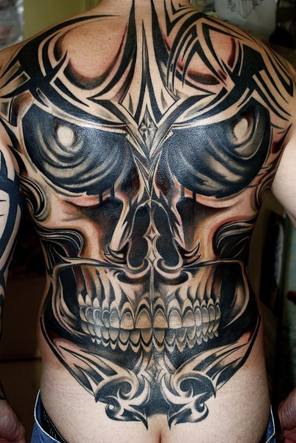Skull Tattoo3