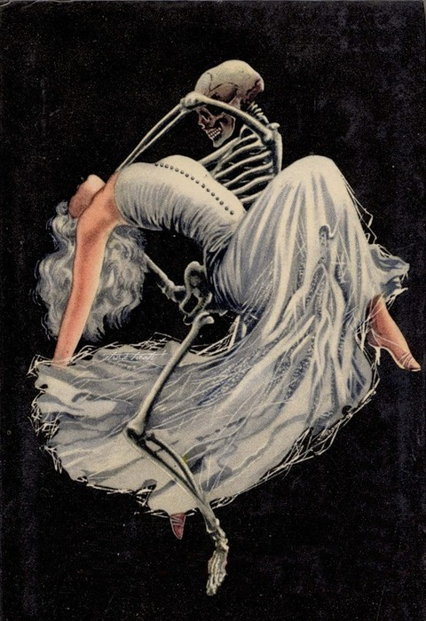 Cover art for The Body in the Library by Agatha Christie 1