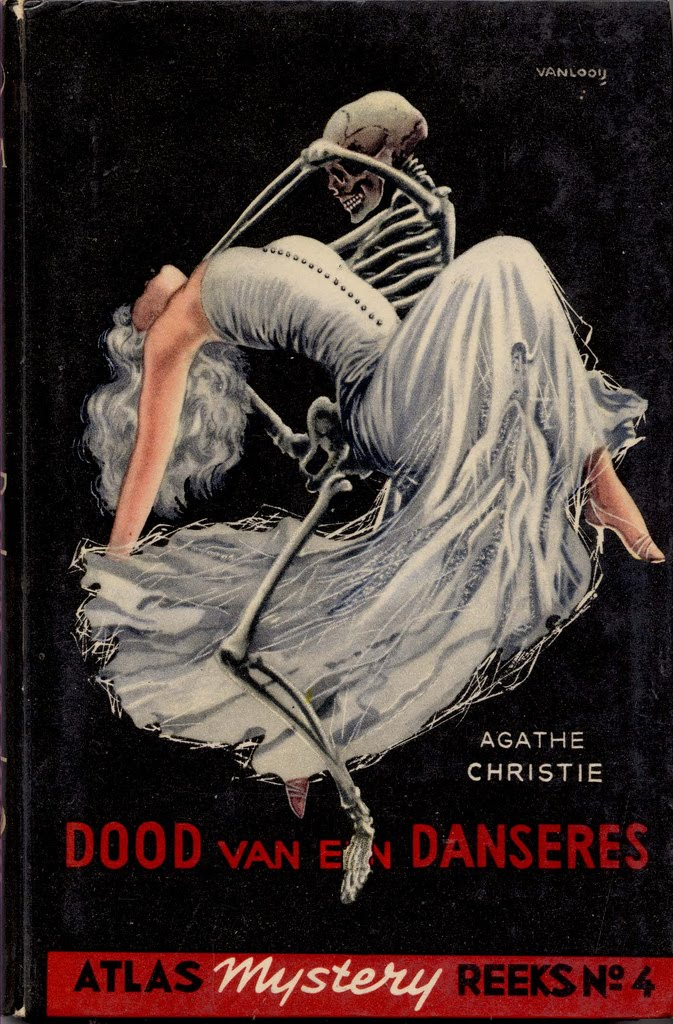Cover art for The Body in the Library by Agatha Christie