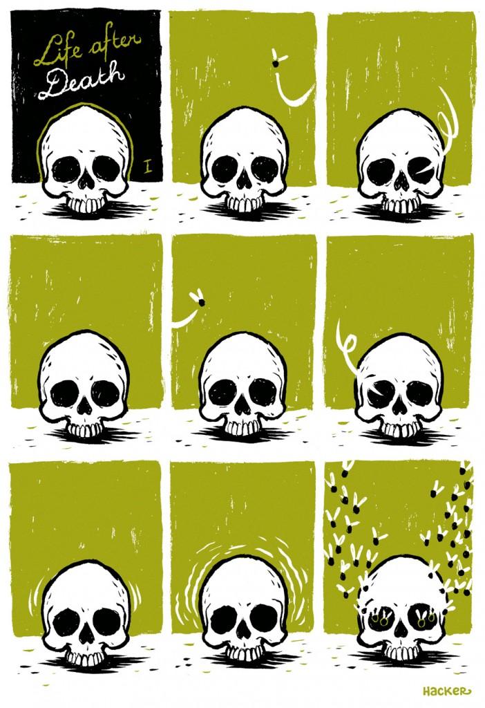 Life after Death comics 2
