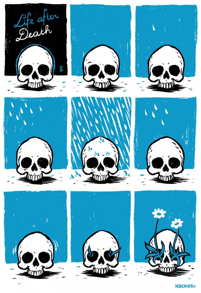 Life after Death comic