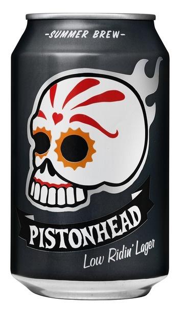 Pistonhead Beer 1