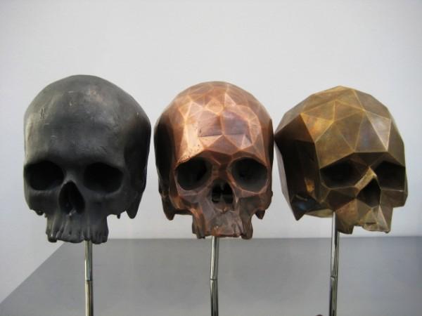 Skull Art by Matthew Day Jackson 1