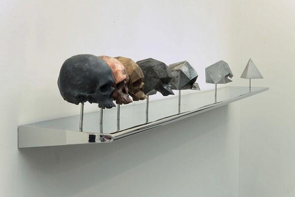 Skull Art by Matthew Day Jackson 2