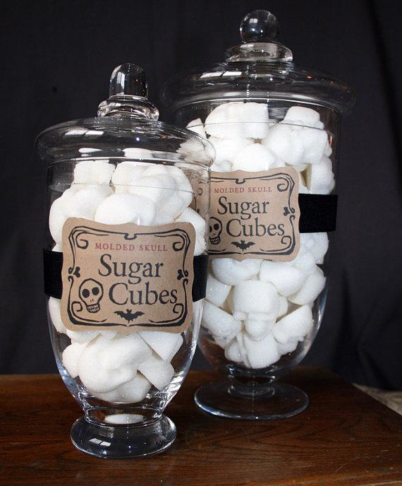 Sugar Cube Skulls (2)