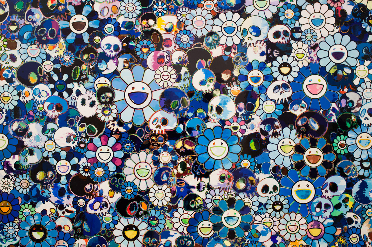 Takashi Murakami Wallpaper Takashi Murakami Wallpaper Is
