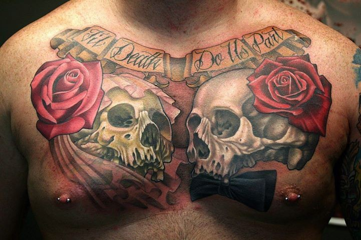 Till Death Do Us Part tattoo