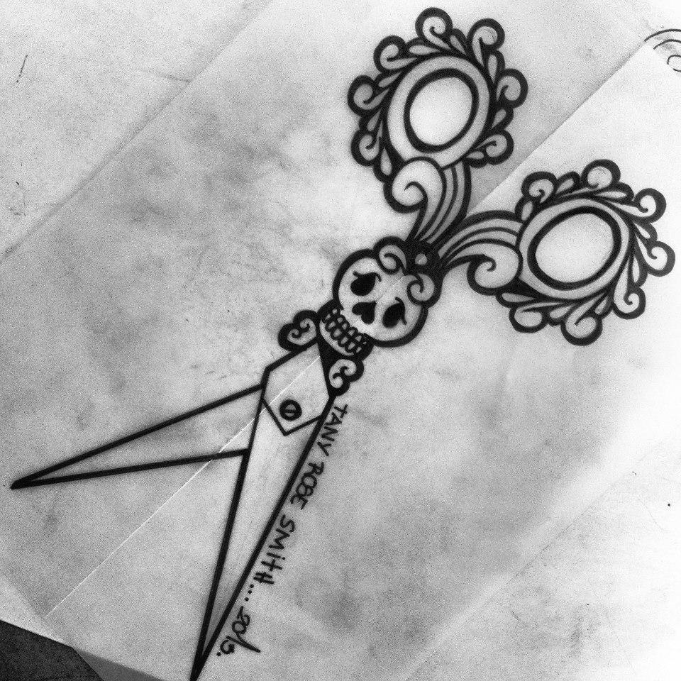 Calavera Tattoo Flash skull tattoo flash designs