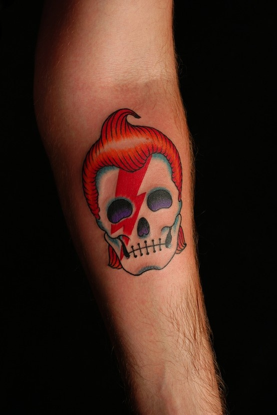 Category archive for tattoo skullspiration for David bowie tattoos