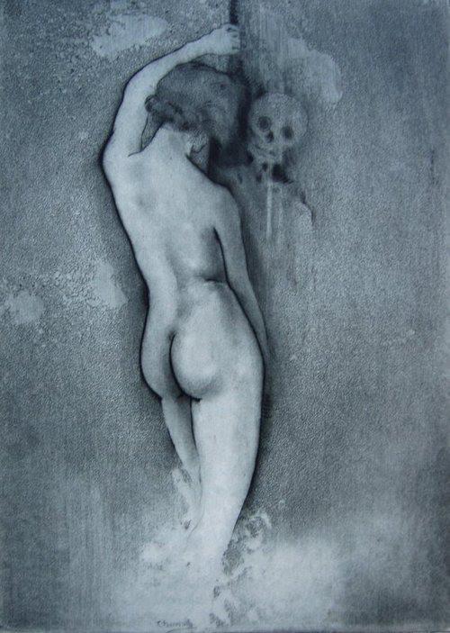 La Mort by Édouard Chimot