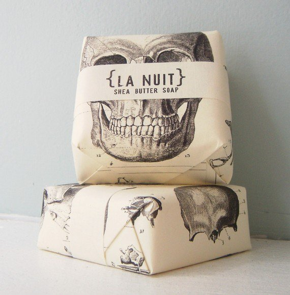 La Nuit Shea Butter Soap