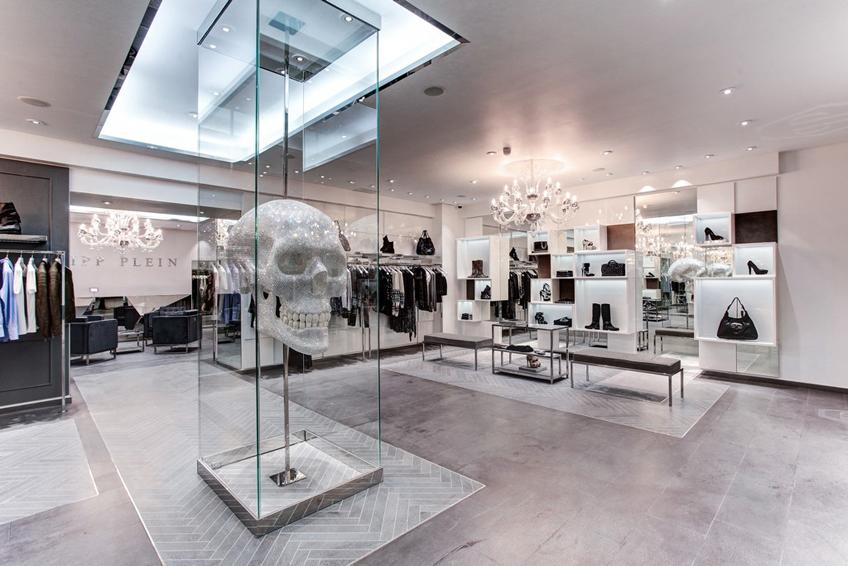Philipp Plein skull fashion
