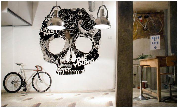 Skull Street Art by Boa Mistura (2)